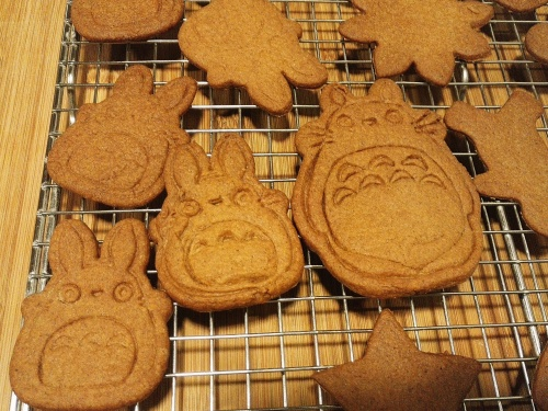Totoro speculaas