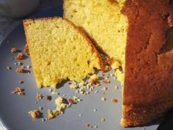 Duff Madeira cake