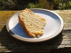 Jane Grigson Madeira cake