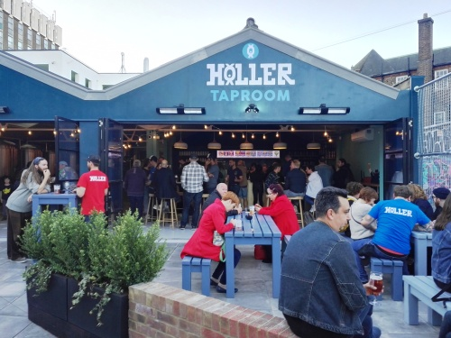 Holler Taproom Brighton